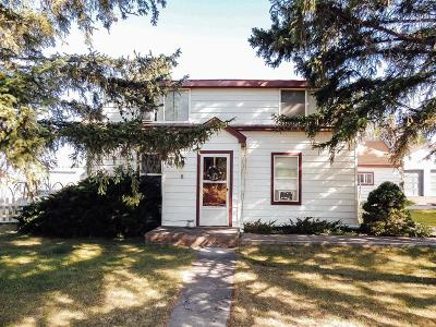 Blackfoot Single Family Home For Sale: 430 W Hwy 39
