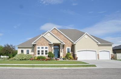 Idaho Falls ID Single Family Home For Sale: $568,000