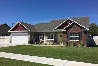 Idaho Falls Single Family Home For Sale: 4282 Rockingham Circle