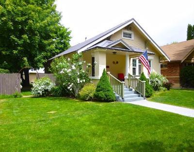 Idaho Falls ID Single Family Home For Sale: $199,900