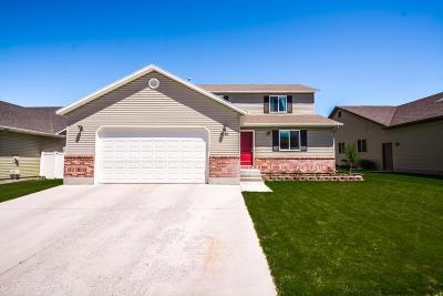 Idaho Falls Single Family Home For Sale: 2716 Mary Drive