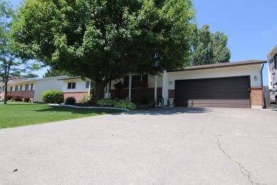 Idaho Falls Single Family Home For Sale: 1728 Olympia Drive