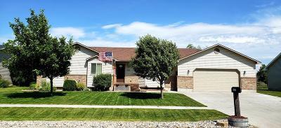 Idaho Falls Single Family Home For Sale: 2908 N Azure Drive