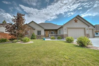 Idaho Falls Single Family Home For Sale: 1170 Grassland Drive