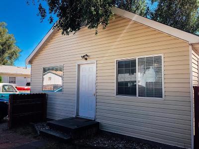 Blackfoot Single Family Home For Sale: 368 Golden Street