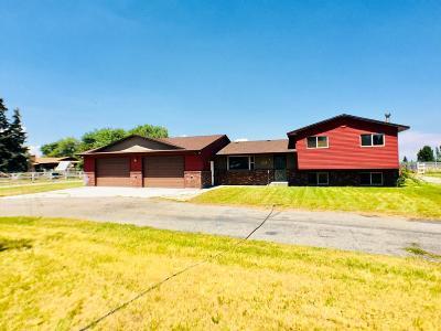 Idaho Falls Single Family Home For Sale: 5321 E 129 N