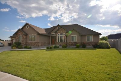 Idaho Falls Single Family Home For Sale: 1175 N Indian Hollow Drive