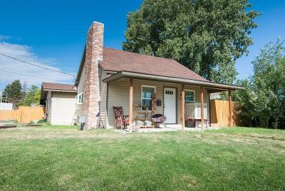 Blackfoot Single Family Home For Sale: 211 Archer Street