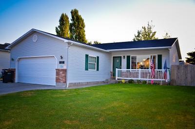Idaho Falls Single Family Home For Sale: 3022 E Jackie Court