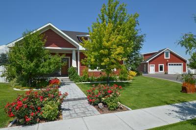 Idaho Falls ID Single Family Home For Sale: $435,000
