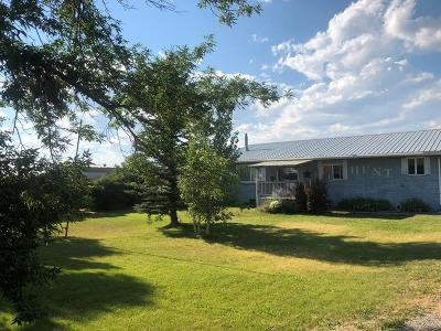 Idaho Falls Single Family Home For Sale: 7133 E 129 N
