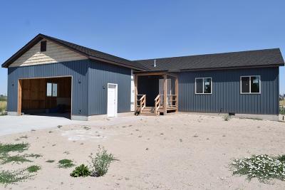 Blackfoot Single Family Home For Sale: 1275 Gary Drive