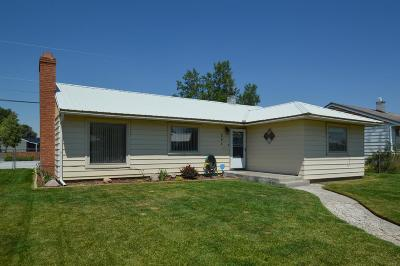 Idaho Falls Single Family Home For Sale: 201 Monterey Drive