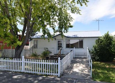 Idaho Falls ID Single Family Home For Sale: $95,900