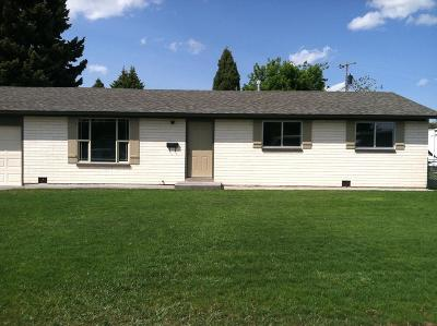 Idaho Falls Single Family Home For Sale: 2175 Croft Drive