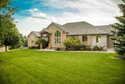 Idaho Falls Single Family Home For Sale: 7558 S Teapot Circle
