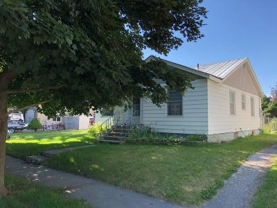 Fremont County Single Family Home For Sale: 756 Idaho Street