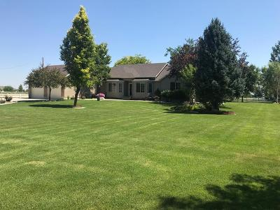 Blackfoot Single Family Home For Sale: 305 N 300 W