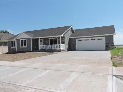 Idaho Falls Single Family Home For Sale: 677 Vanguard Place