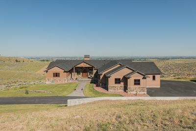 Idaho Falls Single Family Home For Sale: 6853 E Big Bend Drive