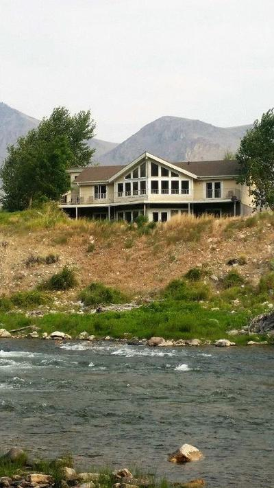 Custer County Single Family Home For Sale: 24084 Hwy 75