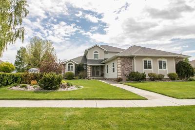Idaho Falls Single Family Home For Sale: 5100 Gleneagles Drive