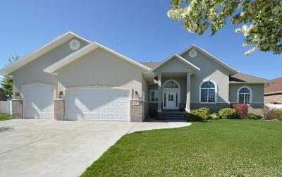Idaho Falls Single Family Home For Sale: 191 Spirit Cove