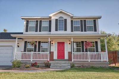 Ammon Single Family Home For Sale: 3892 S Taylorview Lane