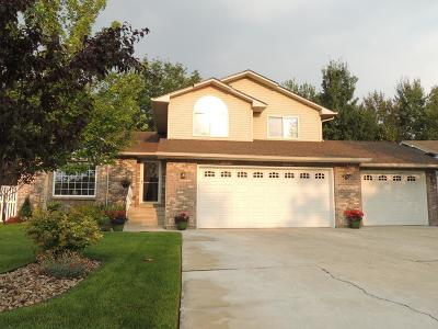 Idaho Falls Single Family Home For Sale: 3010 Sonora Drive