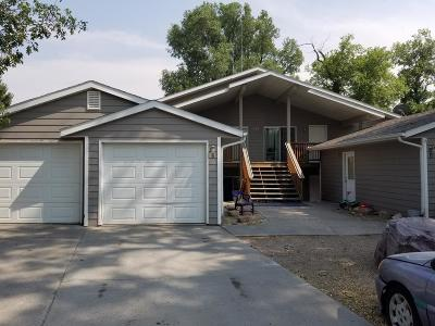 Blackfoot Multi Family Home For Sale: 556 N University Avenue