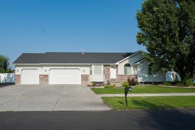 Idaho Falls Single Family Home For Sale: 758 Barn Wood Drive