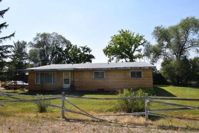 Idaho Falls Single Family Home For Sale: 3821 N 26 W