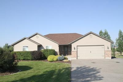 Rigby Single Family Home For Sale: 4074 Cambridge Circle