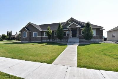 Rigby Single Family Home For Sale: 4060 E Calloway Drive