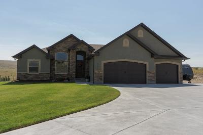 Idaho Falls Single Family Home For Sale: 6203 High Willow Lane