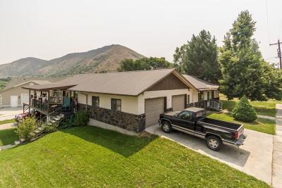 Lava Hot Springs Multi Family Home For Sale: 186 N 4 W