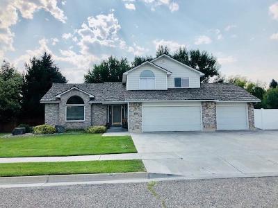 Idaho Falls ID Single Family Home For Sale: $290,000
