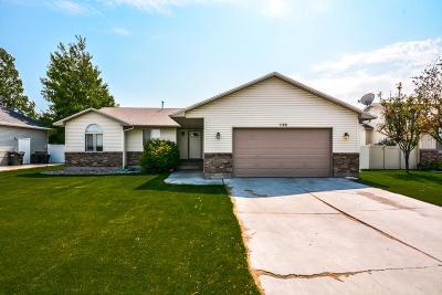 Idaho Falls ID Single Family Home For Sale: $260,000