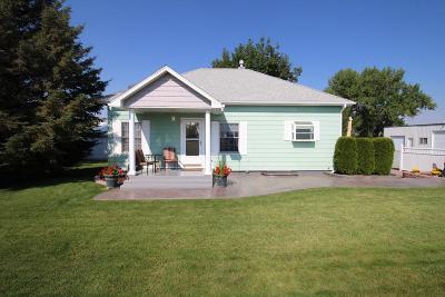 Blackfoot Single Family Home For Sale: 302 N 400 W