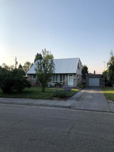 Idaho Falls ID Single Family Home For Sale: $139,900