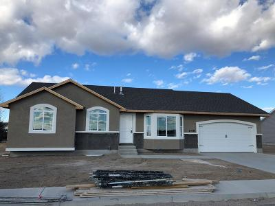 Rigby Single Family Home For Sale: 648 Boulder