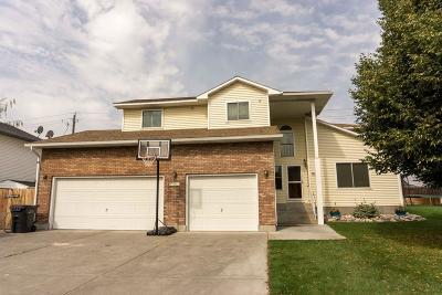 Idaho Falls ID Single Family Home For Sale: $238,000