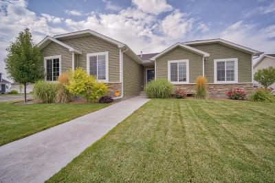 Idaho Falls Single Family Home For Sale: 4333 E Vision Drive