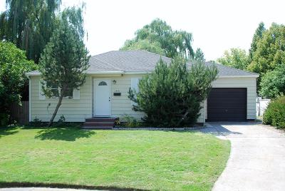 Idaho Falls ID Single Family Home For Sale: $152,000