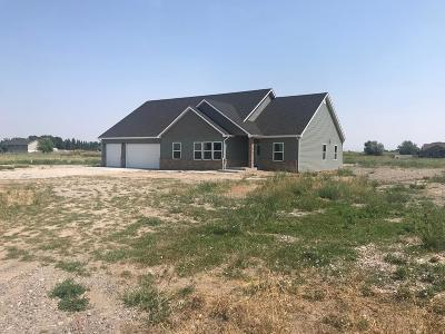 Rigby Single Family Home For Sale: 424 N 3836 E