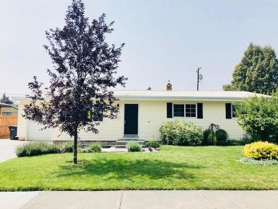 Idaho Falls ID Single Family Home For Sale: $159,900