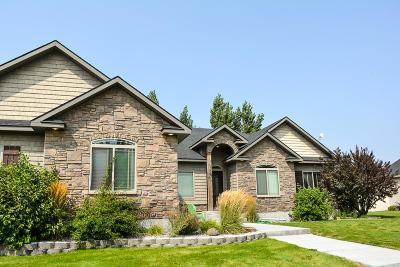 Rigby Single Family Home For Sale: 596 Aspen Drive
