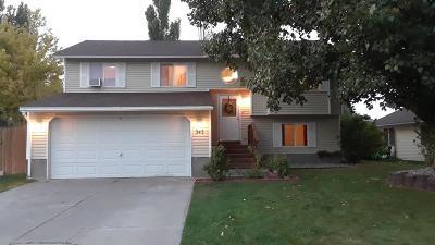 Shelley Single Family Home For Sale: 345 Meadowlark Drive