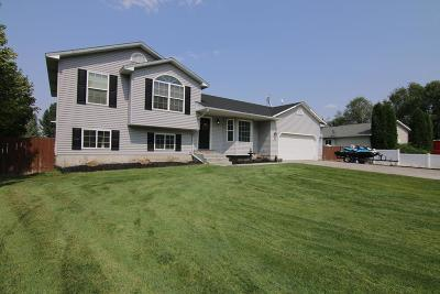 Rigby Single Family Home For Sale: 3851 E 22 N
