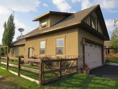 Teton County Single Family Home For Sale: 1165 Wind River Trail